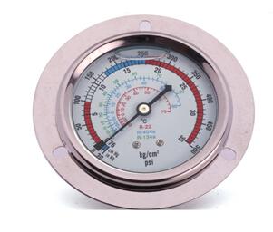 冷媒压力表-西安仪表