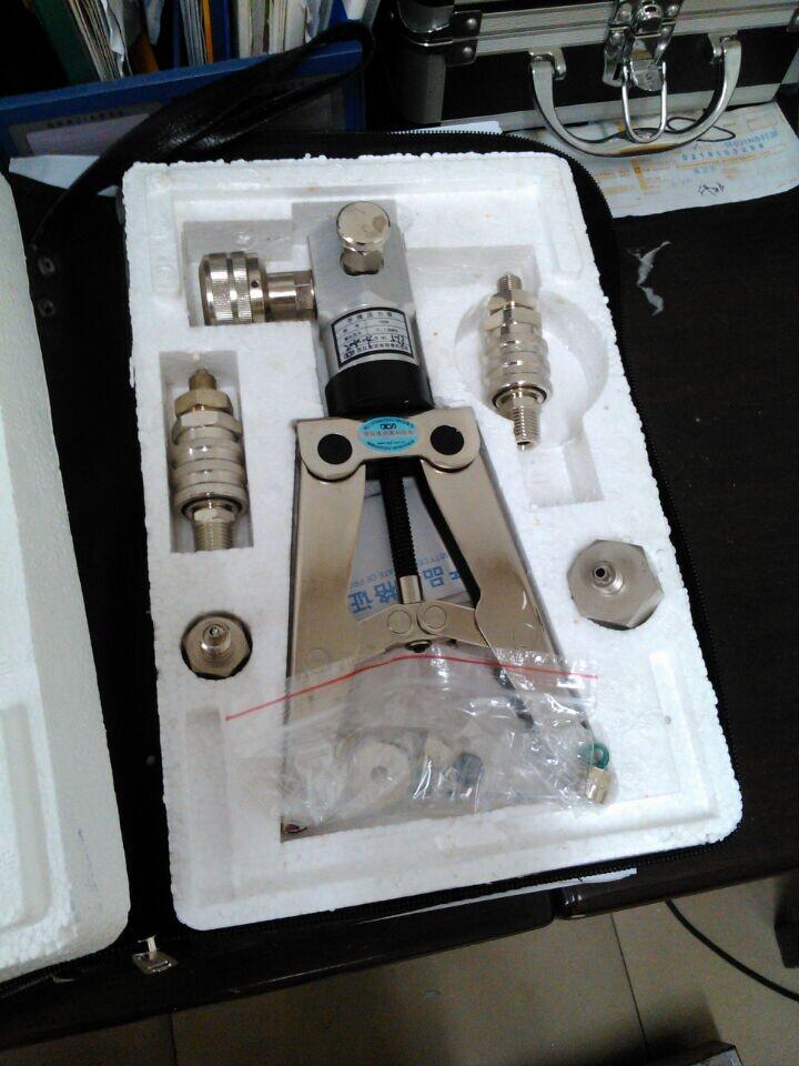 压力表校验泵手持式