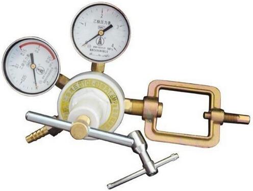 乙炔减压器YQE