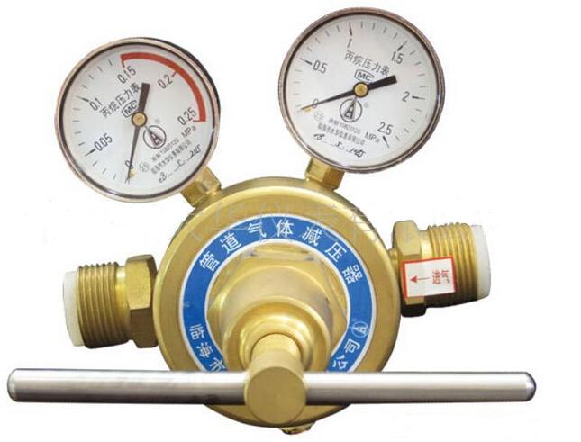 丙烷减压器YQW