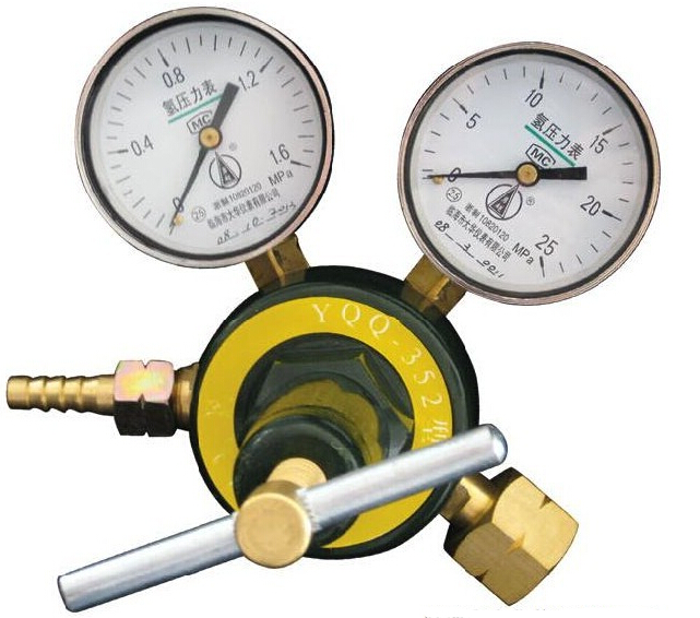 氢气减压器YQQ-9
