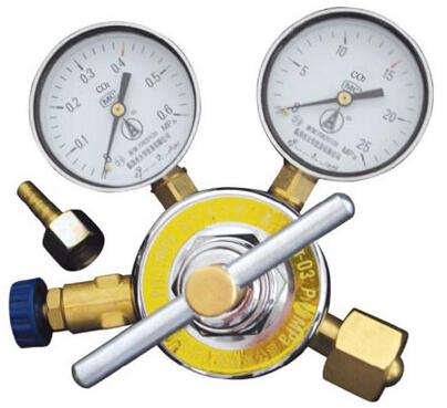 二氧化碳减压器YQC