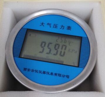 数字大气压力计XY3